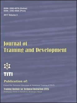 Journal of Training and Development